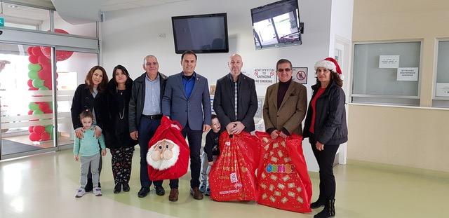 Επίσκεψη της ΑΧΕΠΑ στο Μακάριο Νοσοκομείο