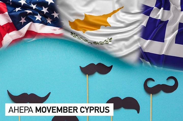 AHEPA MOVEMBER CYPRUS
