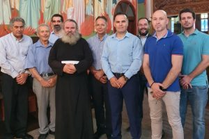 AHEPA Cyprus honors AHEPA Sunday by donating to those in need