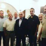 Δείπνο της AHEPA Κύπρου με το νέο Αρχηγό της Εθνικής Φρουράς, Αντ/γο Δημόκριτο Ζερβάκη